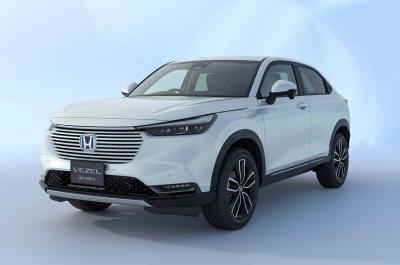 Pertama Kalinya, Honda Jepang Pamerkan Wujud All New Vezel