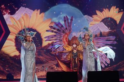 Cinta Bersemi di Jember Hiasi Panggung Road To Kilau Raya MNCTV
