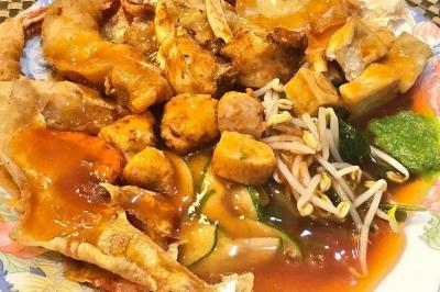 Tau Kua He Chi, Kuliner Legendaris Berusia Setengah Abad Khas Binjai
