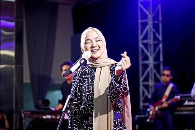 Kata Sahabat soal Panggilan Umi untuk Nissa Sabyan