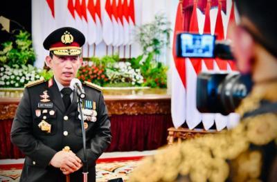 Instruksi Kapolri Pasca Penembakan di Cengkareng, Bripka CS Diberhentikan Tidak Hormat!