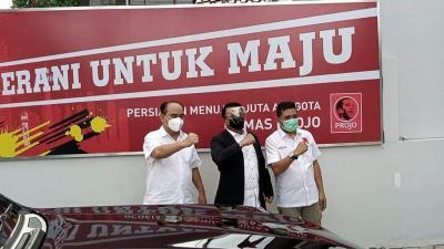 Projo: Pak SBY, Jangan Bangunkan Macan Tidur!