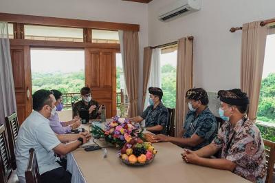 Sandiaga Uno Paparkan Kasus Covid-19 Turun hingga Kesiapan Free Covid Corridor