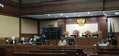 Bersaksi di Sidang Nurhadi, Ahli Hukum: Sekretaris MA Hanya Bertugas Urus Proses Administrasi