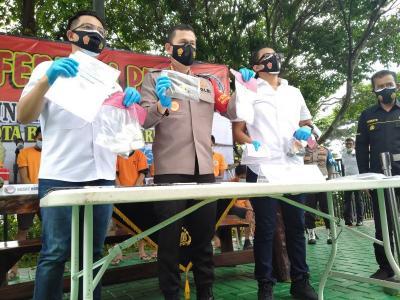 5 Kurir Narkoba Jaringan Malaysia Ditangkap, Bali Target Utama Peredaran