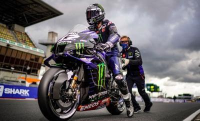 Ditinggal Valentino Rossi, Yamaha Bakal Percayakan Vinales di MotoGP 2021