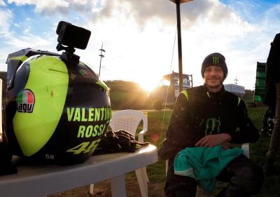 Nasib Valentino Rossi di Petronas SRT Ditentukan Seri-Seri Awal