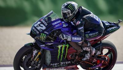Kesal dengan Yamaha, Vinales Ingin Pakai Motor Lama Saja