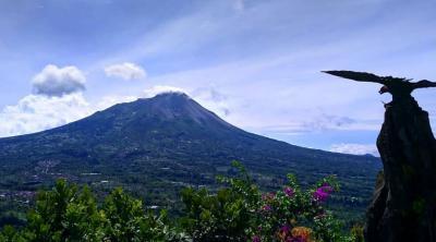 Aman dari Erupsi Merapi, Objek Wisata Ketep Pass Kembali Dibuka