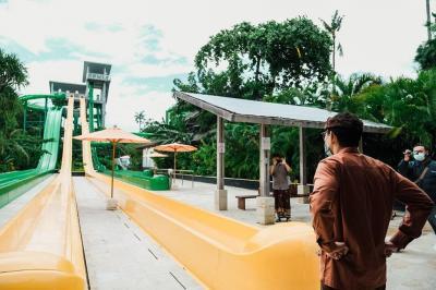 Vaksinasi Covid-19 Sudah Berjalan, Sandiaga Uno Optimis Pariwisata Bali Bangkit
