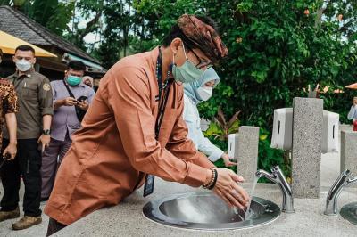Bali Segera Punya Fasilitas Vaksinasi Drive Thru untuk Wisatawan