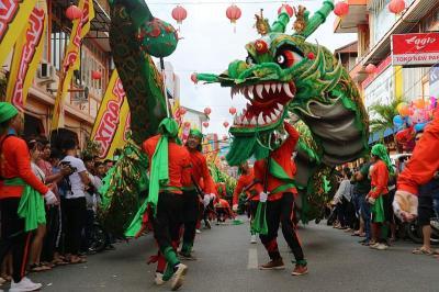 5 Destinasi Perayaan Cap Go Meh di Indonesia
