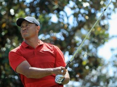 Kecelakaan Tiger Woods Jadi Pembahasan di World Golf Championships