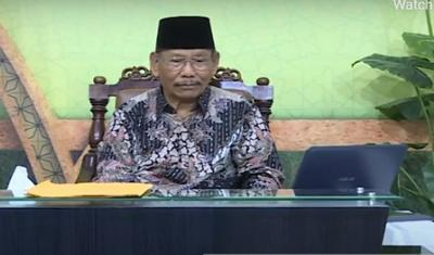 Mengenang Ustaz Ahmad Sukina, Sosok yang Dekat dengan Jokowi dan Prabowo
