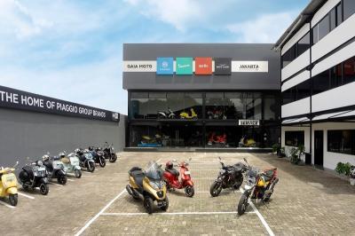 PT Piaggio Indonesia Hadirkan Dealer Premium Motoplex Terbaru dengan Nuansa Istimewa
