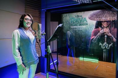 Bawakan Original Soundtrack Film Disney, Impian Via Vallen Akhirnya Terwujud