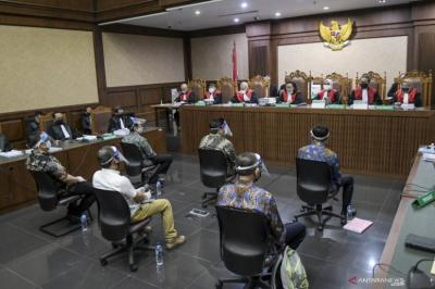 Pengadilan Tinggi Jakarta Pangkas Vonis Eks Dirkeu Jiwasraya Jadi 20 Tahun Penjara