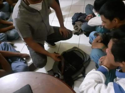 18 Pelajar yang Diduga Hendak Tawuran di Bogor Berasal dari 4 Sekolah