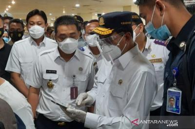 Wagub DKI Sebut Vaksinasi Tenaga Kesehatan di Jakarta Baru 63,5%