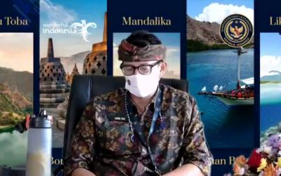 Tren Pariwisata Pasca-Pandemi Corona Versi Menparekraf Sandiaga Uno