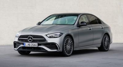 Mercedes-Benz C-Class Generasi Terbaru Resmi Diperkenalkan Secara Global