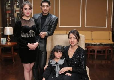Profil Reyna, Anak Angkat Aldebaran dan Andin di Ikatan Cinta yang Menggemaskan