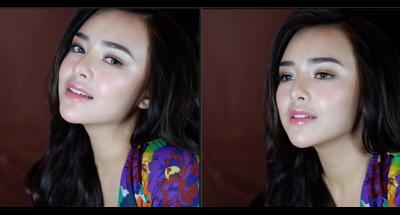 Cantiknya Amanda Manopo Rambut Panjang, Bikin Netizen Pangling!