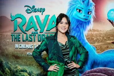 Raisa Kolaborasi Bareng Rapper 3 Negara untuk OST Raya and the Last Dragon