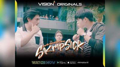Sinopsis Vision+ Originals Skripsick Episode 9 & 10: Dilema Besar Dihadapi Chara untuk Jadi Sarjana
