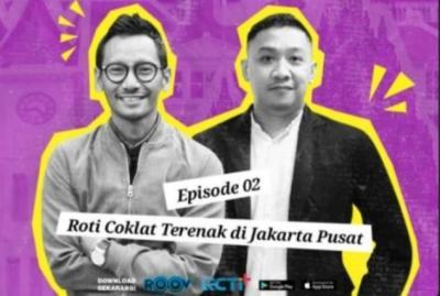 Cokelat Meleleh, Roti Empuk! Roti Cokelat Bistro Terenak Sepanjang Jakarta
