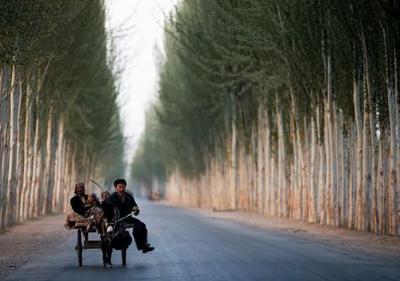 China Undang Uni Eropa Kunjungi Xinjiang, Tempat Tinggal Muslim Uighur