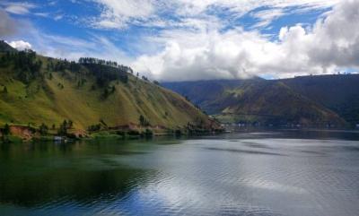 Dairi, Spot Sempurna Menikmati Keindahan Danau Toba