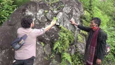 Batu Unik Ini Terbentuk dari Letusan Dahsyat Gunung Toba