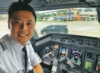 Kapten Vincent Raditya Berbagi Akun Instagram Pramugari, Tertarik DM?