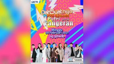 Sinetron Putri Untuk Pangeran RCTI Tembus 300 Episode