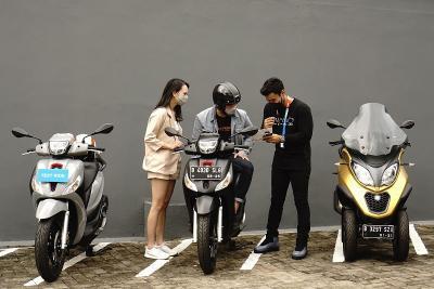 Berkunjung ke Motoplex Terbaru PT Piaggio Indonesia, Ini Fasilitas Premium yang Bisa Diperoleh