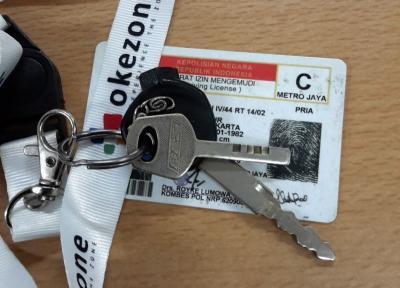 Layanan SIM Keliling Buka di 2 Lokasi hingga Pukul 12.00 WIB