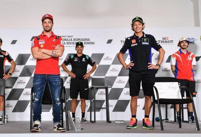 Valentino Rossi Bentuk Tim, Dovizioso Ragu Bakal Direkrut