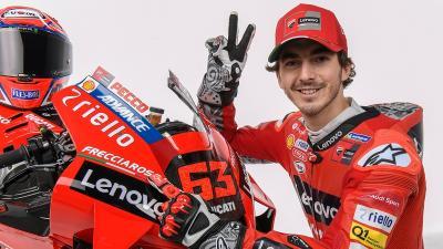 Murid Valentino Rossi Yakin Takkan Jeblok seperti Gurunya di Ducati