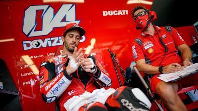 Dovizioso Simpan Dendam pada Yamaha karena Valentino Rossi?