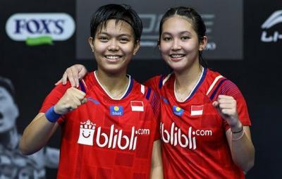 Jelang Swiss Open 2021, Indonesia Tarik Mundur Skuad Ganda Putri