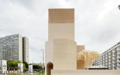 Rumah Ibadah Bersama Dibangun di Berlin, Satu Tempat untuk Tiga Agama
