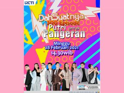 Raffi, Denny, Ayu, dan Tiara Adu Peran dengan Aktor Putri untuk Pangeran RCTI