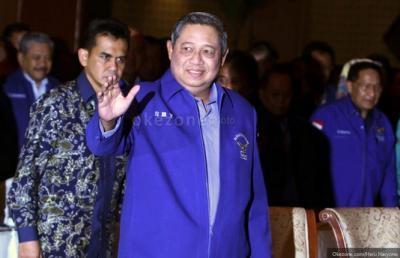 Jhoni Allen Sebut SBY Tidak Berkeringat dan Bukan Pendiri Demokrat
