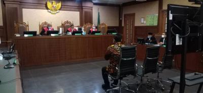 Di Sidang Kasus Djoko Tjandra, Prasetijo Utomo Minta Dibebaskan