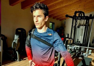 3 Kali Operasi dan Absen Panjang, Kinerja Marc Marquez saat Comeback Bikin Penasaran