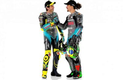 Tandem dengan Morbidelli, Rossi: Kami Pasangan yang Sangat Menarik!
