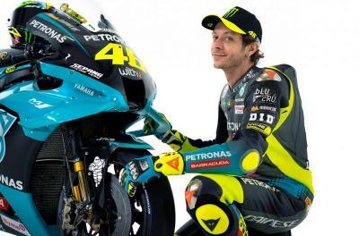 Berseragam Baru di MotoGP 2021, Begini Perasaan Valentino Rossi