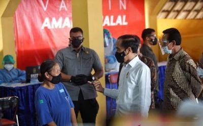 Jokowi Ingin Pariwisata Bangkit Lagi Usai Vaksinasi COVID-19