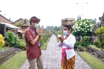 Sandiaga Uno Ungkap Fakta Kondisi Pariwisata Indonesia yang Memprihatinkan